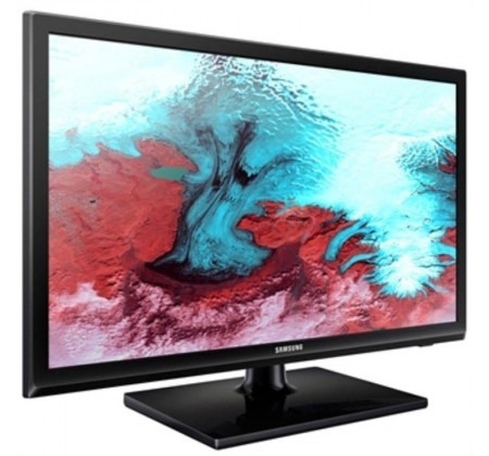 Tv Monitor Led Hd 24 Samsung Un24k4000 Usb Hdmi Dtv Vitrine