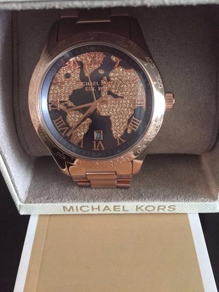 Relógio Feminino Michael Kors Mk6243 Luxo