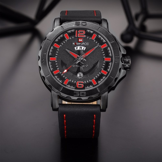 Relógio Masculino Naviforce Nf9122m