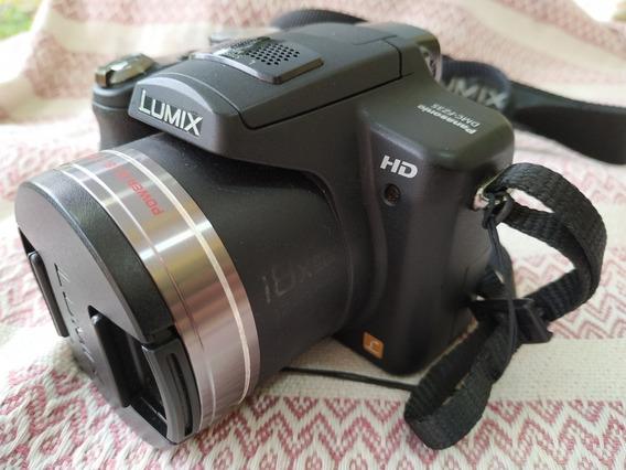 Câmera Panasonic Lumix Fx35 Zoom 18x