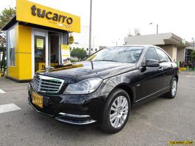 Mercedes Benz Clase C Clase C 200 Elegance
