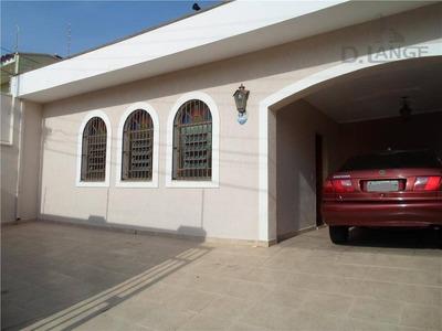 Casa Com 3 Dormitórios À Venda, 220 M² Por R$ 730.000 - Jardim Guarani - Campinas/sp - Ca7279