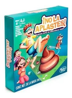 Juego De Mesa No La Aplastes Hasbro Interactivo Original