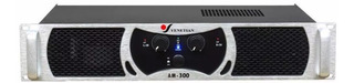 Amplificador Potencia Venetian Am 350 Bridge1050w 2x450w Cjf