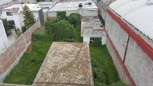 Terreno En Renta En El Centro De Chalco, Terreno En Renta 650 De Superficie Con Edificio Al Frente.