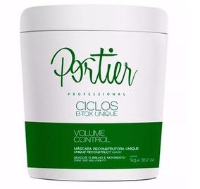 Portier - Ciclos B-tox Unique Mascara Reconstrutora - 1kg