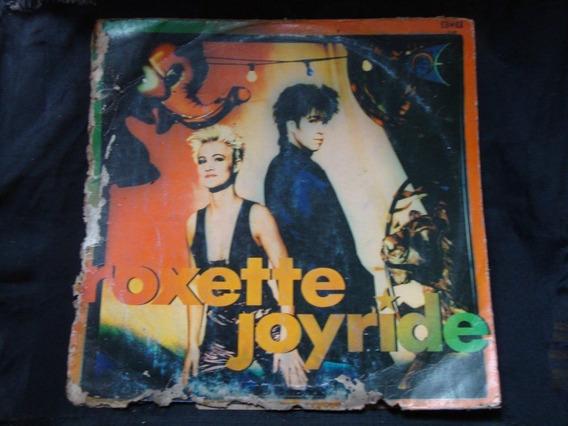 Vinilo Roxette Joyride Insert P1