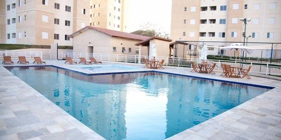Apartamento Em Jardim Ismênia, São José Dos Campos/sp De 47m² 2 Quartos À Venda Por R$ 170.000,00 - Ap455932