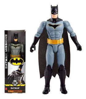 Figura Articulada Dc Comics Truemoves Batman 30 Cm