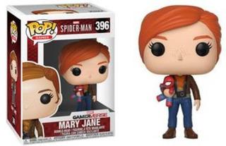 Funko Pop Mary Jane Spiderman Gameverse