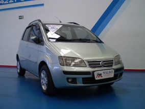 Fiat Idea 1.4 Elx Flex 5p Mauro Automóveis