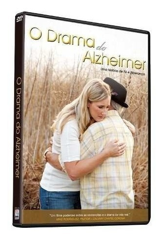 O Drama Do Alzheimer Dvd - Filme Gospel - Bv Films