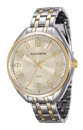 Promoção Relógio Mondaine Feminino 76573lpmvbe2 De Vltrine