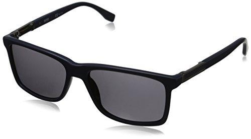2ad451491e Boss By Hugo Boss Gafas De Sol Rectangulares Polarizadas ...