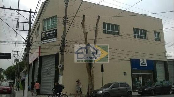 Sala Para Alugar, 39 M² Por R$ 800/mês - Centro - Suzano/sp - Sa0058
