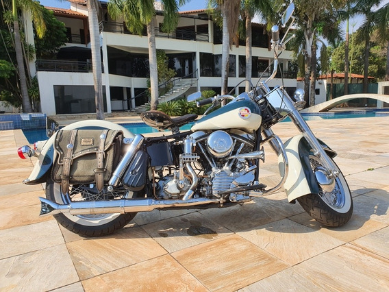 Harley-davidson Pan Head Duo Glide