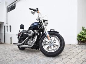 Harley-davidson Sportster 1200 Xl Custom Com Acessórios