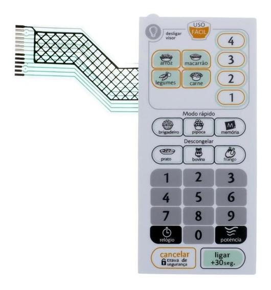 Membrana Compatível Micro-ondas Consul - Cmp25