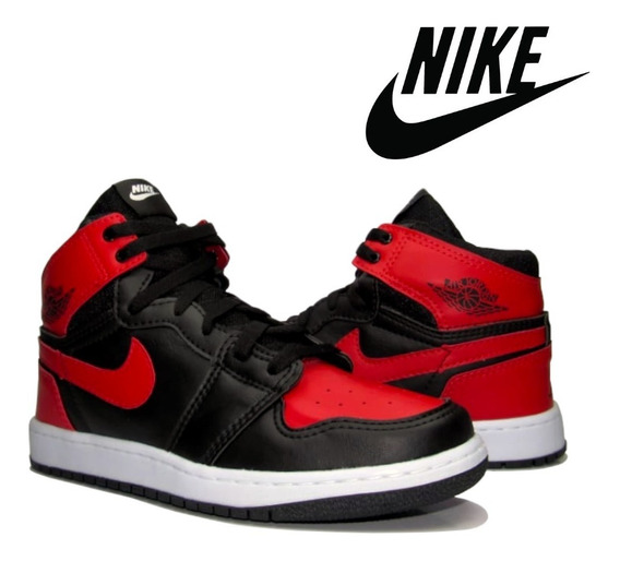 Tênis Botinha Air Jordan 1 Chicago Retro High 50% Off