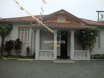 Casa Comercial - Bairro Osvaldo Cruz - Sl0181