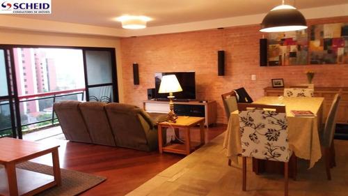 Imagem 1 de 15 de Lindo Apartamento ! - Mc4721