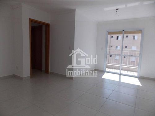 Imagem 1 de 12 de Apartamento Com 3 Dormitórios À Venda, 97 M² Por R$ 420.000 - Campos Elíseos - Ribeirão Preto/sp - Ap4648