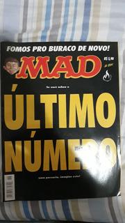 Revista Revista Mad Ultimo Numero Rarissima !! Comedia Humor
