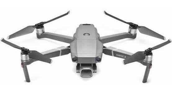 Drone Dji Mavic 2 Pro Combo Fly More + Nota Fiscal, Novo