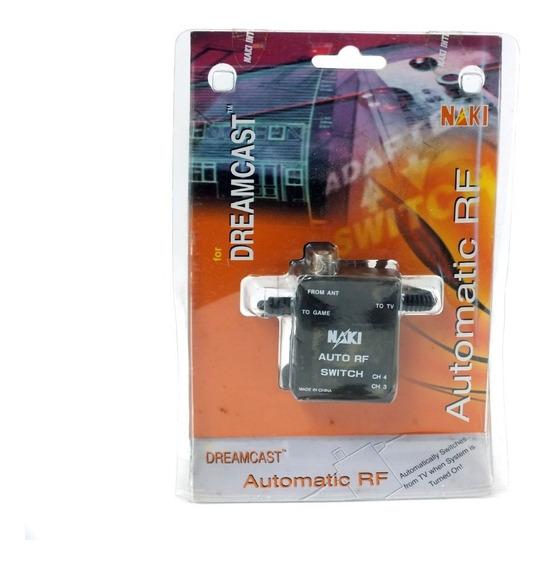Conversor Switch Automatico Rf Naki Para Dreamcast A7861