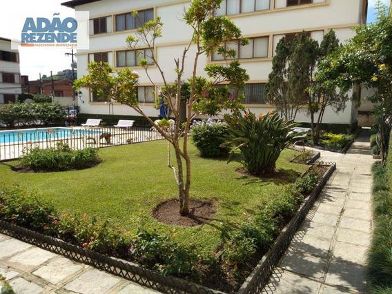 Apartamento Com 2 Dormitórios À Venda, 58 M² Jardim Cascata - Teresópolis/rj - Ap1527