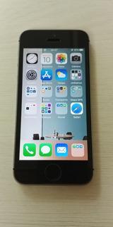 iPhone SE 64gb Cinza - Semi Novo