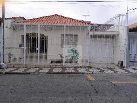 Casa Comercial No Centro De Mogi Das Cruzes - Ca0150