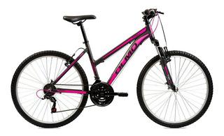 Bicicleta Olmo R26 Dama Whish 265 T18 Negra/fucsia