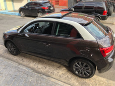 Audi A1 1.4 Turbo Tfsi Attraction S-tronic 3p Teto Solar