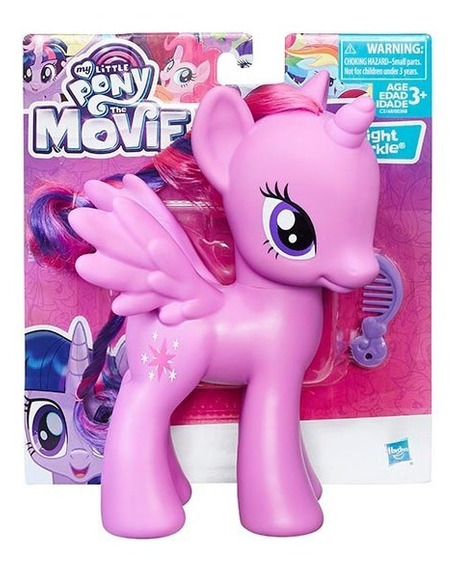 My Little Pony Mlp Plastico 4 Modelos Para Elegir B0368 Full