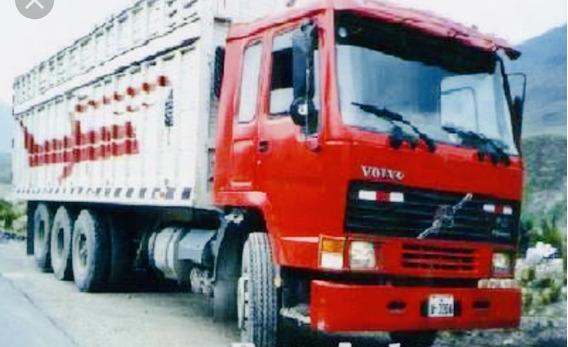Vendo Camión Volvo Fl10- Por Liquidación De Empresa