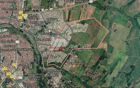 Alameda Nilce Gonzales (antiga Al Projetada G), Parque Residencial Damha Vi, São José Do Rio Preto - 270373