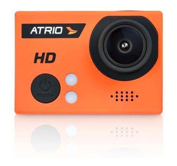 Câmera De Ação Sport Hd Dc186 Atrio Multilaser