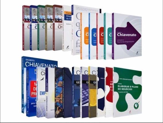 Livros - Administração (novos No Plástico )