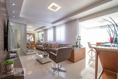Apartamento No 22º Andar Mobiliado Com 2 Dormitórios E 2 Garagens - Id: 892931440 - 231440