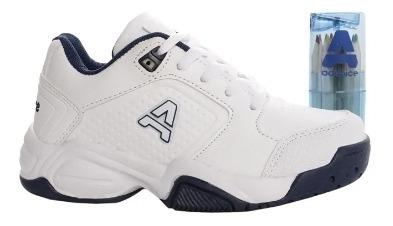 Zapatillas Addnice Classic Beta Cordon Blanco/ Azul