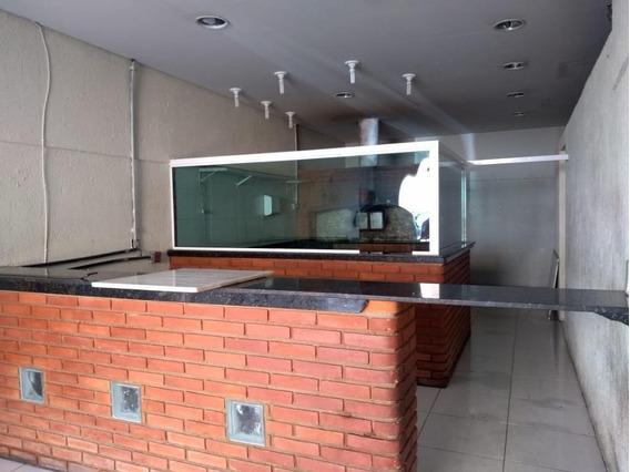 Salão Para Alugar, 70 M² - Centro - São Bernardo Do Campo/sp - Sl1344