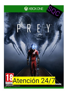 Prey Xbox One Entrega Inmediata