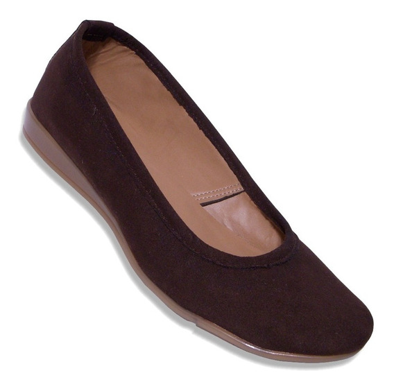 Flat Zapato Comodo Suave Deja Tus Zapatillas Para Descansar