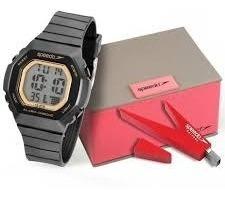 Relógio Speedo 80615loevnp1 Preto