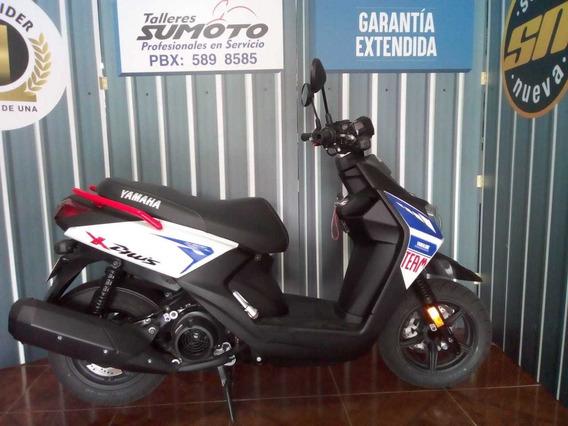 Yamaha Bws Fi Modelo 2020