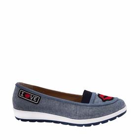 Zapatos De Piso Confort Shosh 2727