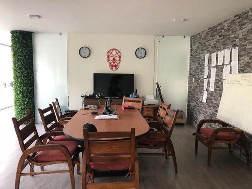 Departamento Con Uso De Suelo Para Oficinas En Venta Y Renta En Polanco