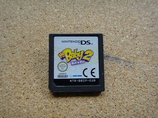 Video Juego My Baby Boy Para Nintendo Ds