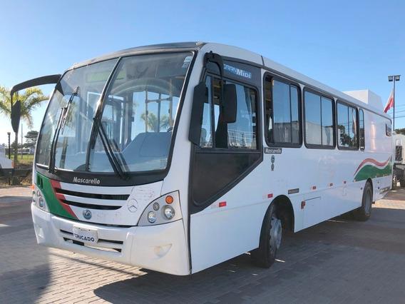 Micro-ônibus Mascarello Gran Midi-2007-mb-1418